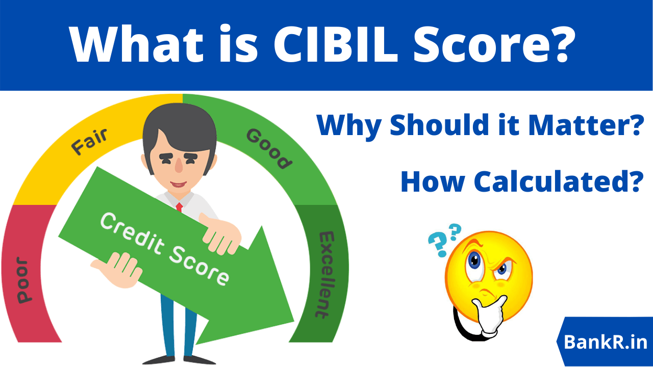 What is CIBIL Score?