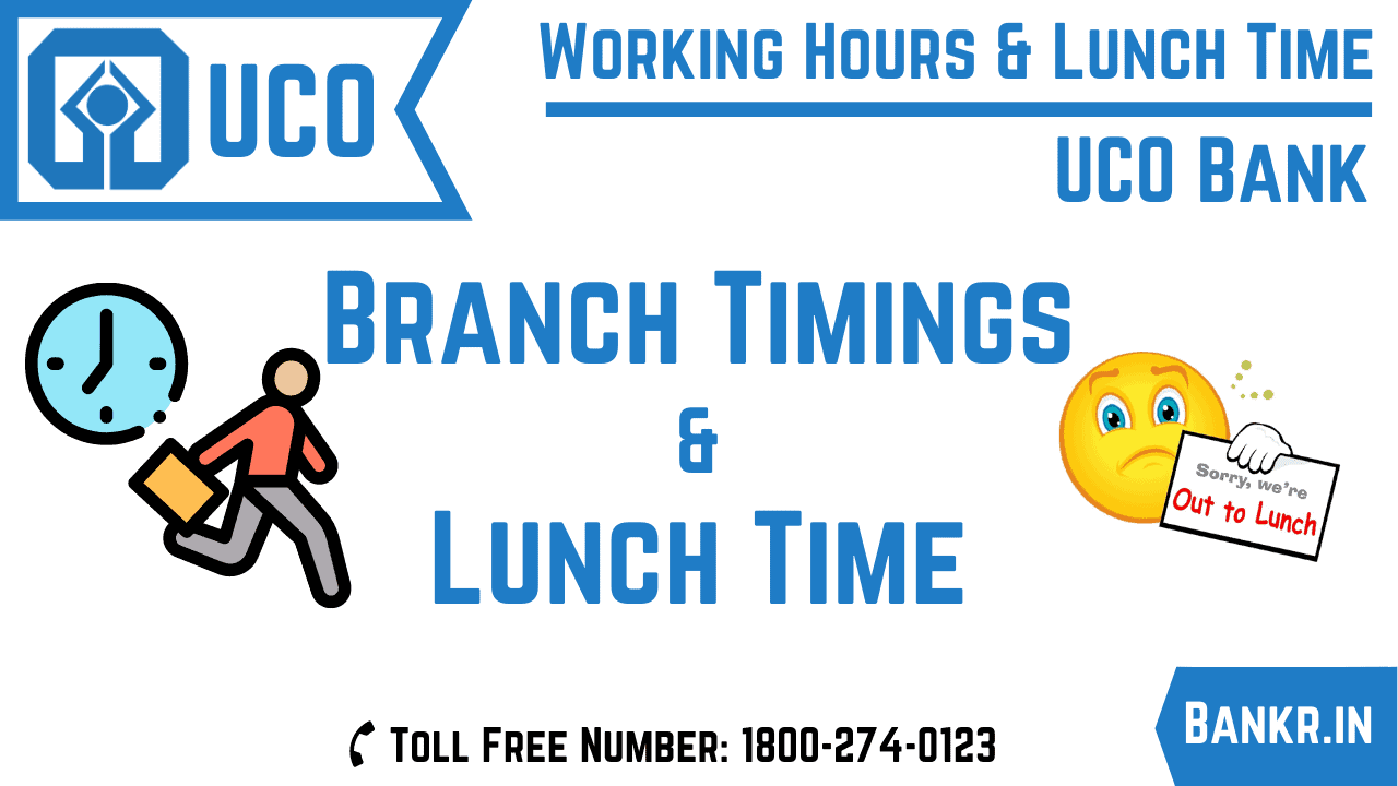 uco bank timings