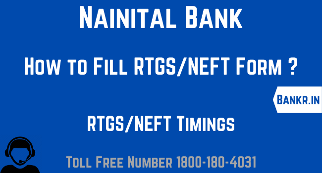 nainital bank rtgs neft pdf form download