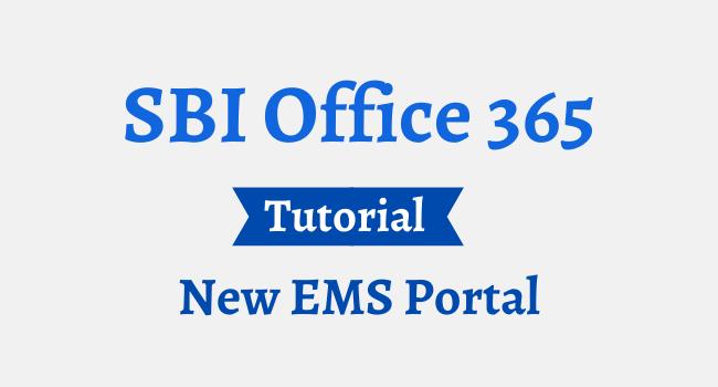 sbi office 365